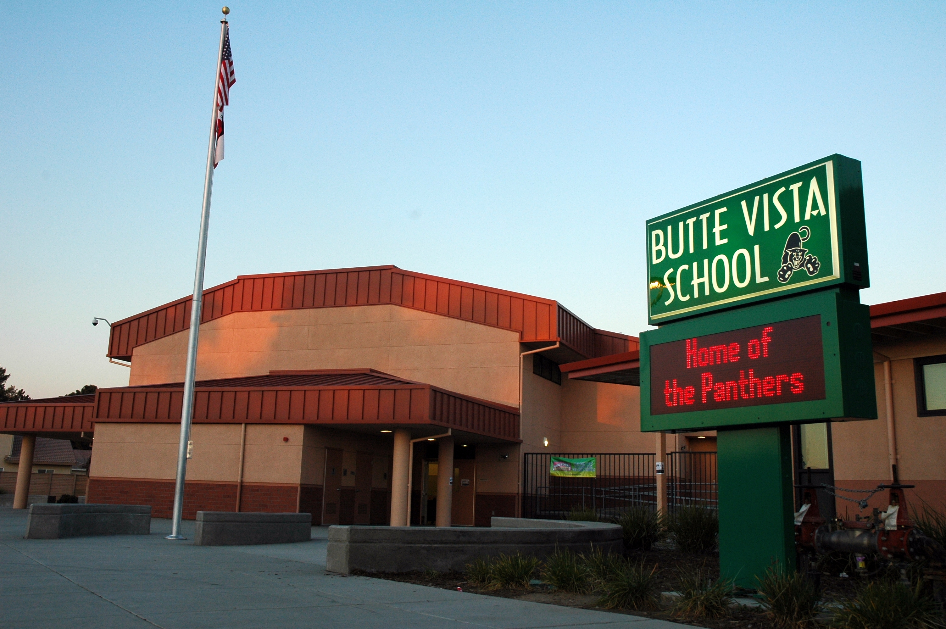 Butte Vista School